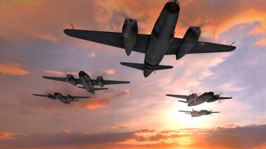 E3: Анонс World of Warplanes