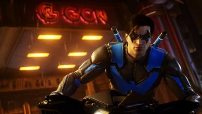 Утечка: в Gotham Knights появится Пингвин с голосом Адама Дженсена