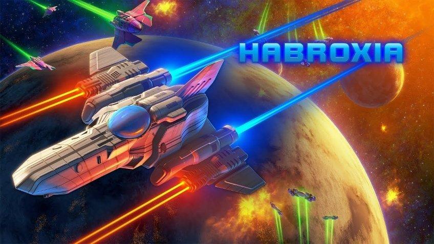 Космический ретрошутер Habroxia выйдет уже в этом месяце