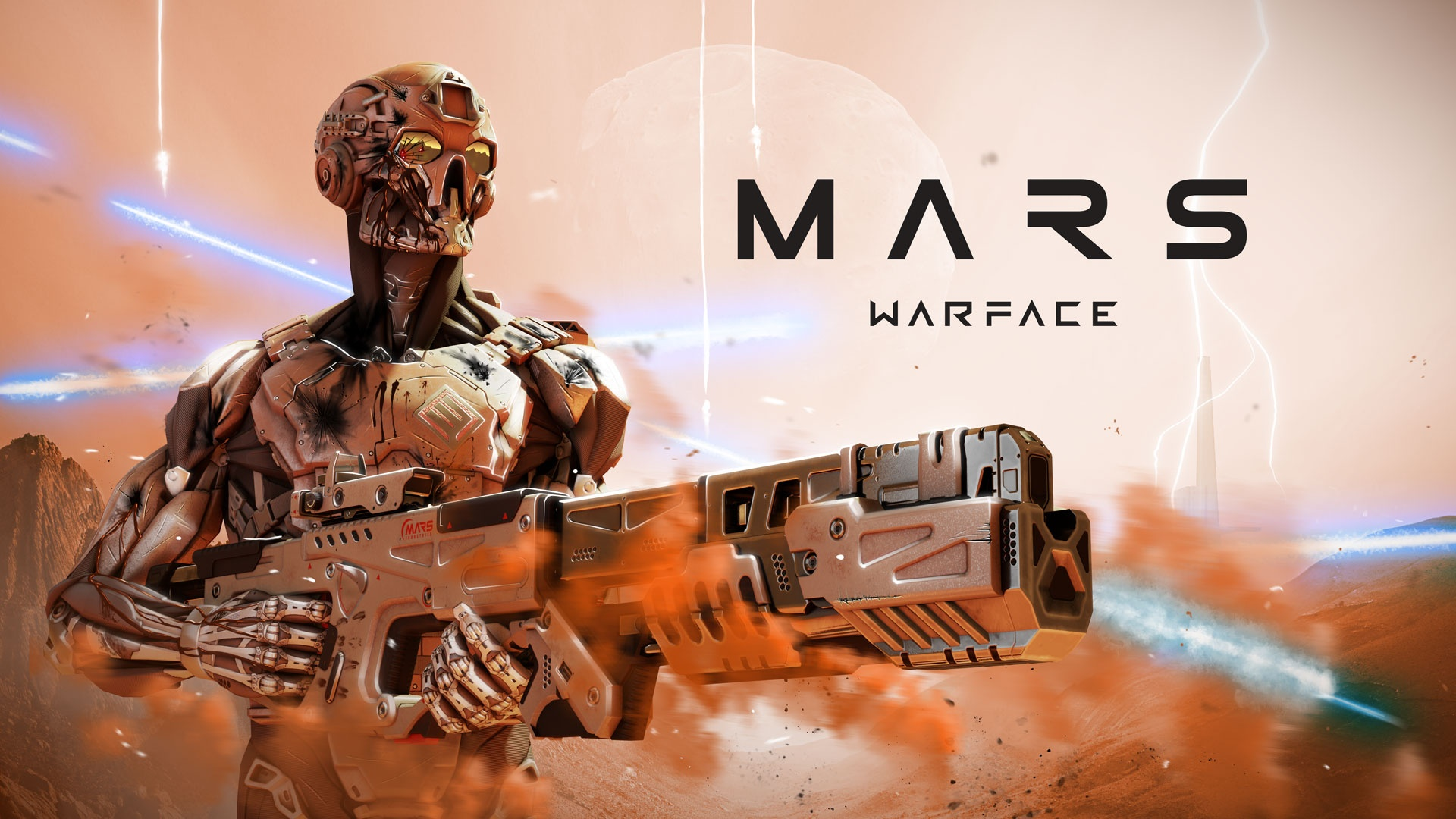 На взлёт! Спецоперация «Марс» в Warface уже открылась