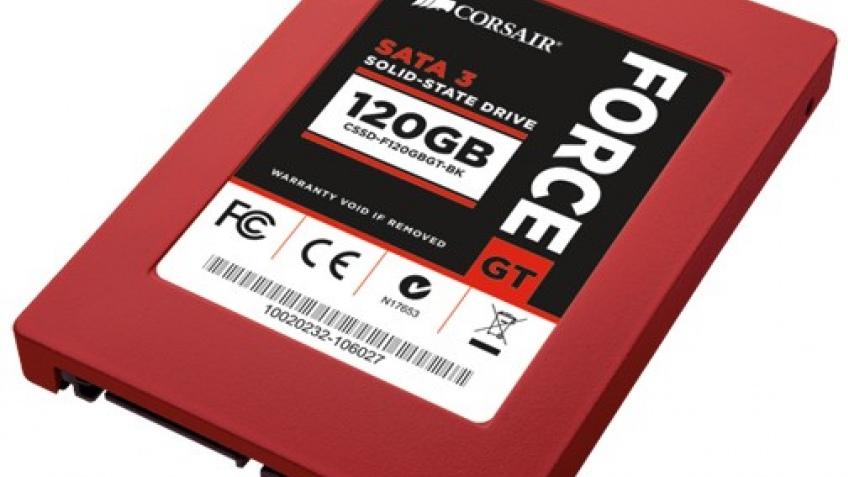 Corsair готовит скоростные, при этом доступные SSD-накопители Force GT