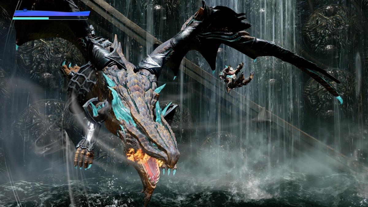 Авторы Scalebound поделились новыми картинками из игры