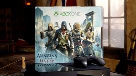Microsoft выпустит комплект Xbox One с бесплатной Assassin's Creed: Unity