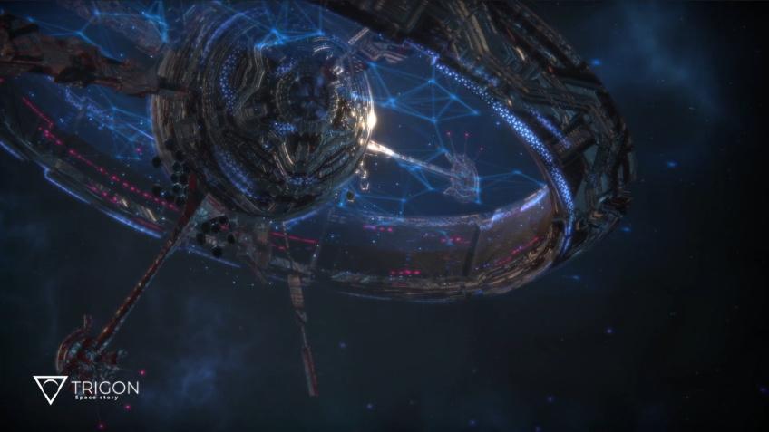 Trigon: Space Story — космическое приключение в жанре roguelike
