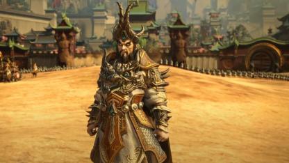 Небесная империя Катай стала центром нового ролика Total War Warhammer III