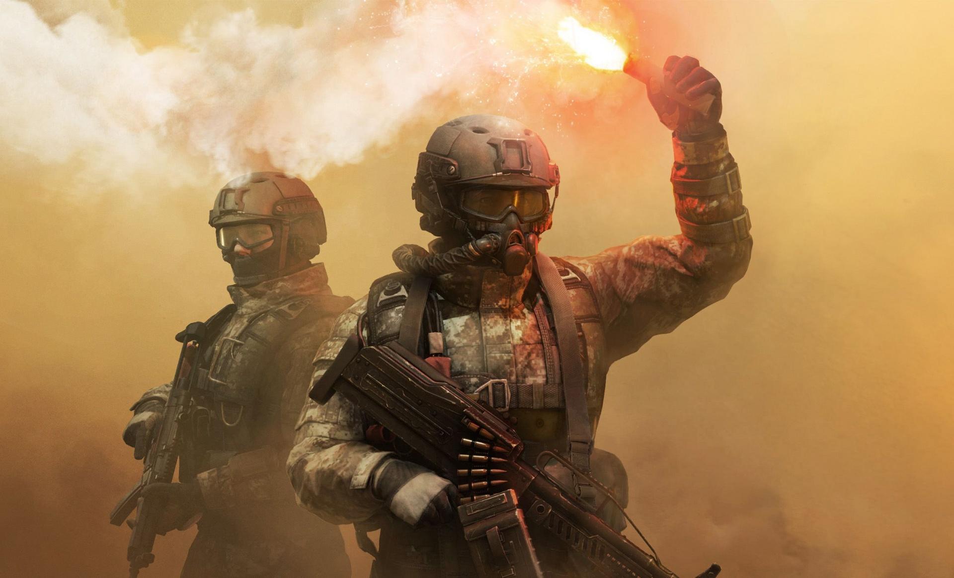 Стартовал закрытый бета-тест тактического боевика «Калибр»