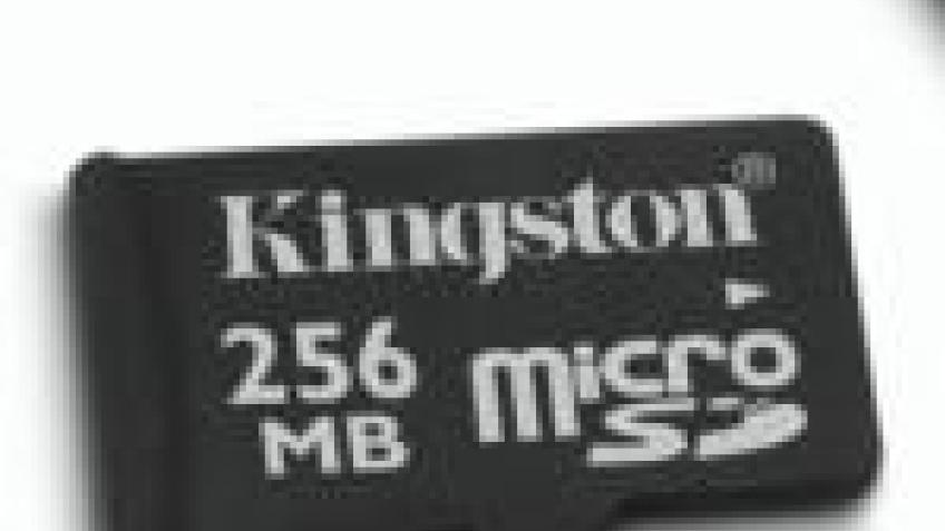 MicroSD набирает обороты