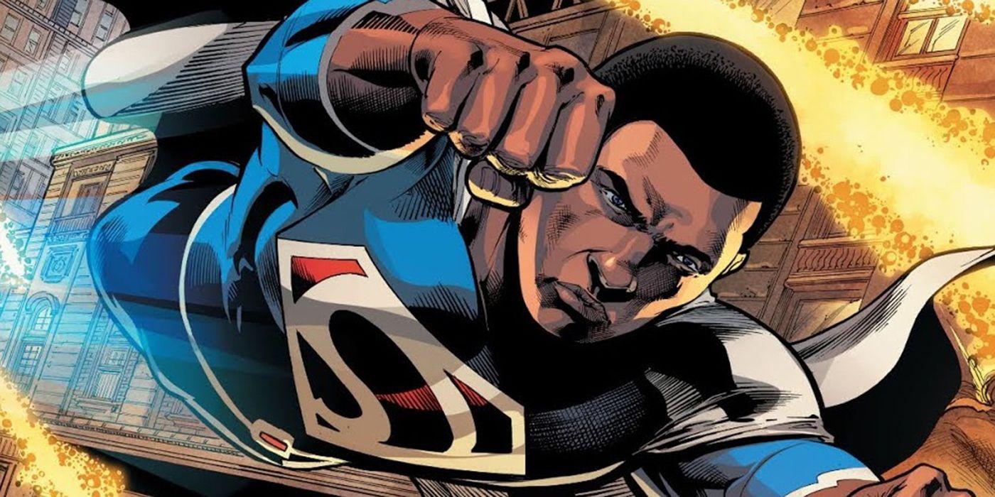 СМИ: Майкл Б. Джордан создаёт сериал про темнокожего Супермена