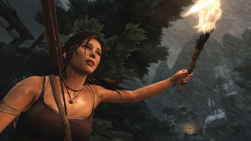 Разработка Tomb Raider близка к завершению