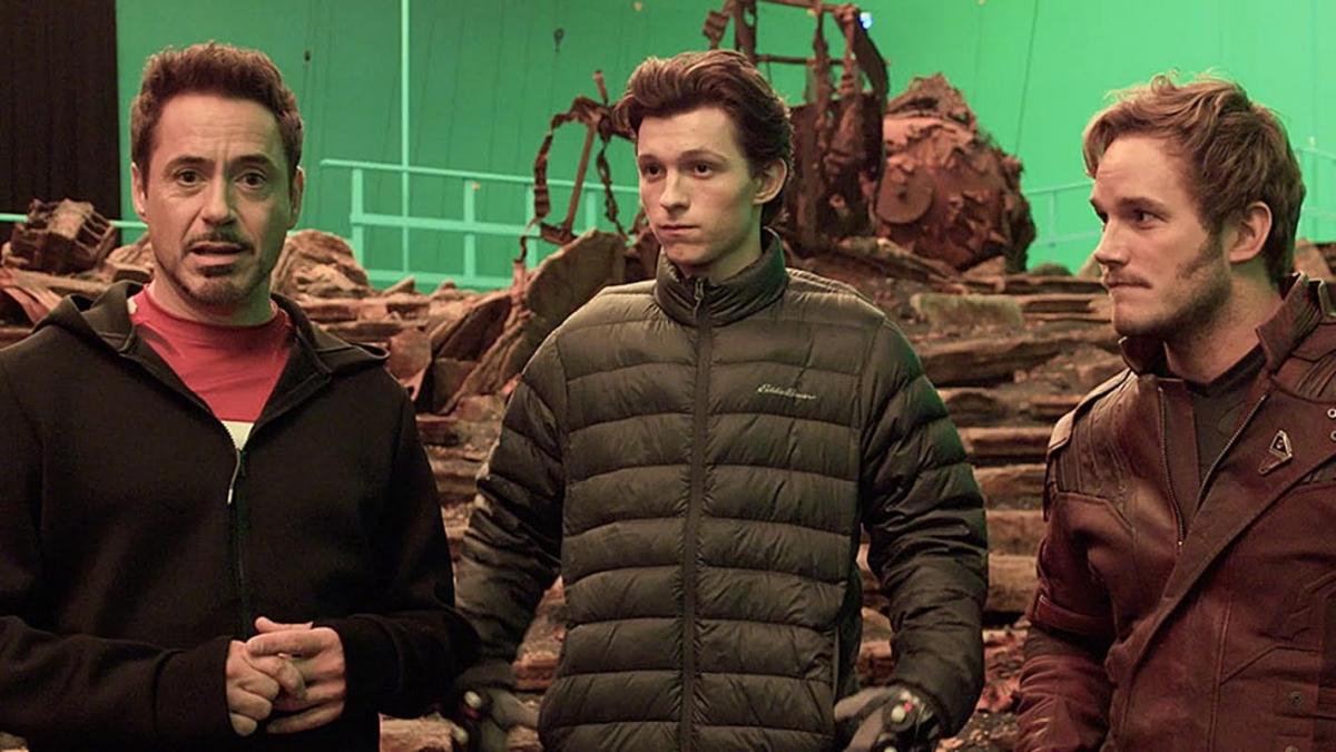 Том Холланд видит Криса Пратта в роли Салли в экранизации Uncharted