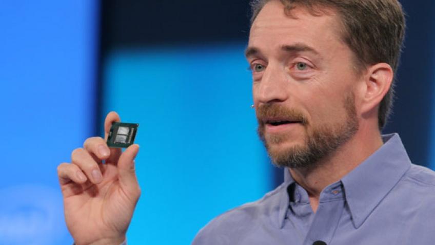 Intel реорганизует бизнес