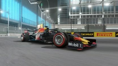 F1 2019 стала временно бесплатной в Steam