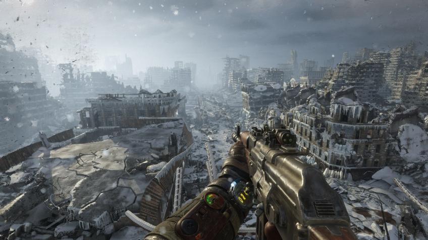 Технический директор Activision раскритиковал восторги от обычной графики Metro: Exodus