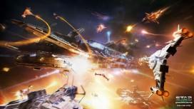Во второй сезон Star Conflict добавили дредноуты