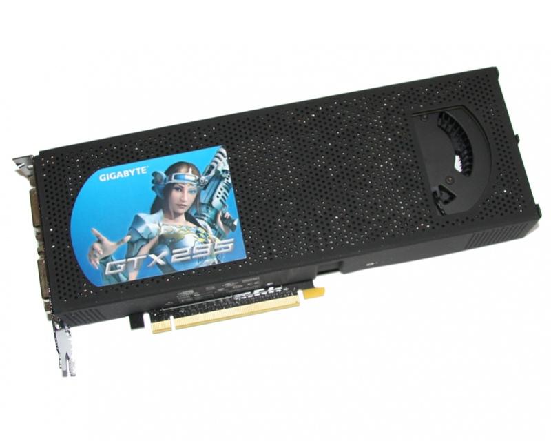 CES 2009: GeForce GTX 285 и GTX 295 официально