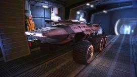 В ремастере Mass Effect можно включить оригинальное управление «Мако»