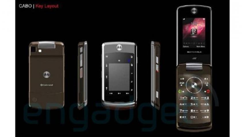 Motorola готовит RAZR для iDEN?