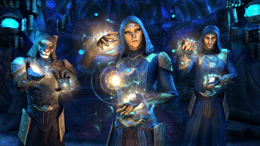 Играющих в The Elder Scrolls Online пригласили в Орден псиджиков
