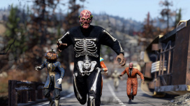 Fallout76 становится бесплатной на неделю в честь Хэллоуина