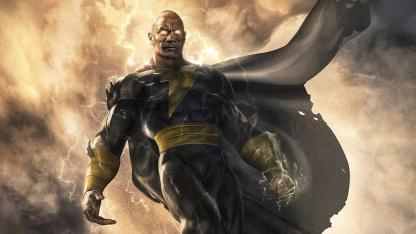 Съёмки «Чёрного Адама» Warner Bros. подошли к завершению