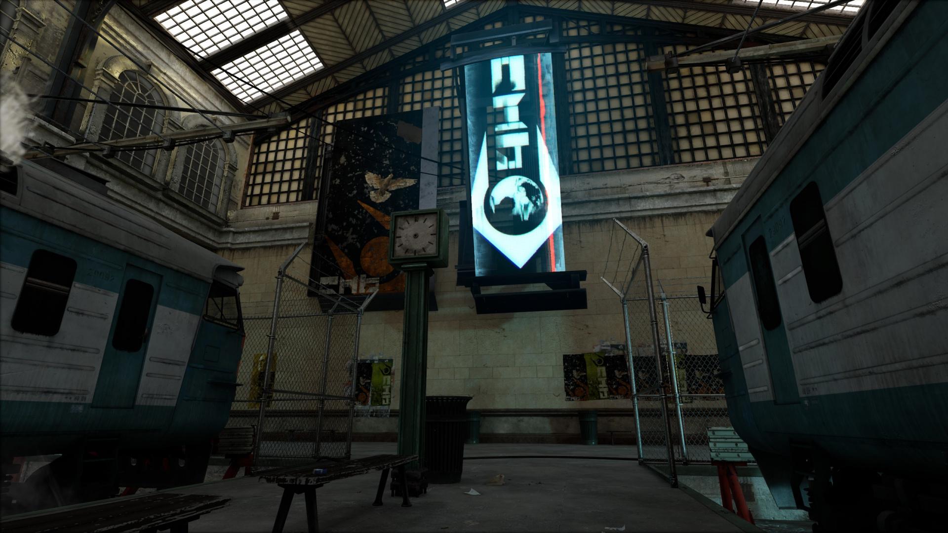 Энтузиасты переносят начало Half-Life2 на движок Half-Life: Alyx