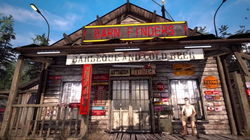 Бесплатная демоверсия Barn Finders вышла в Steam
