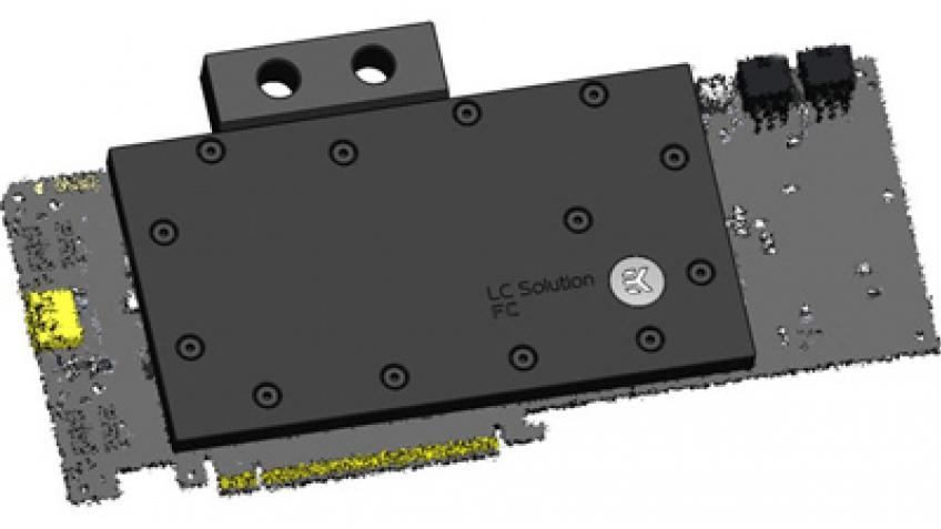 EK предлагает выбрать дизайн водоблока для GeForce GTX Titan