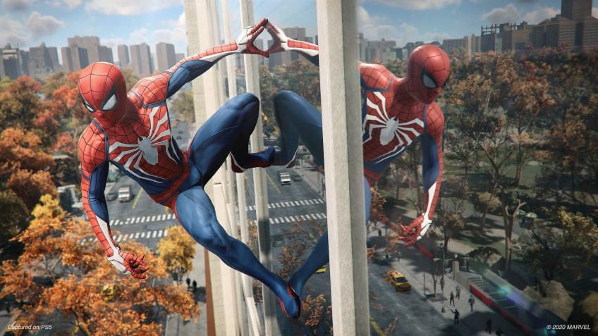 Insomniac добавила в первого «Человека-паука» перенос сохранений с PS4 на PS5