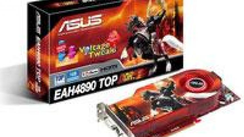 ATI Radeon HD 4890 в модификации ASUS