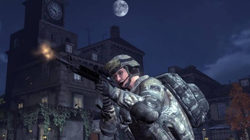 Разработчиков America's Army 3 выгнали на улицу