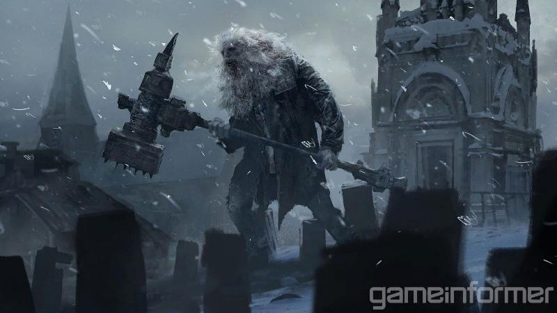 Resident Evil Village стала темой свежего Game Informer