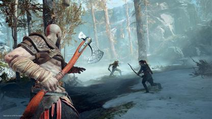God of War признана «Лучшей игрой всех времён»