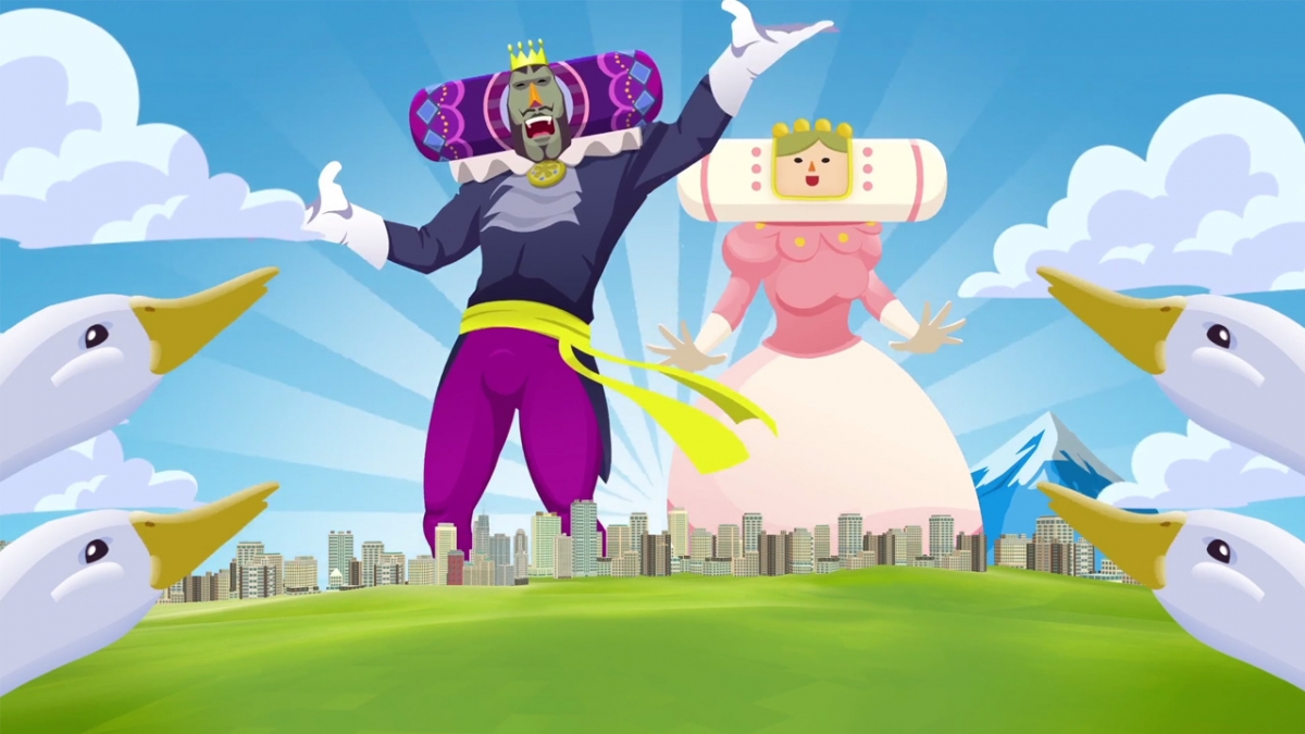Обновлённая Katamari Damacy выйдет на РС и Nintendo Switch