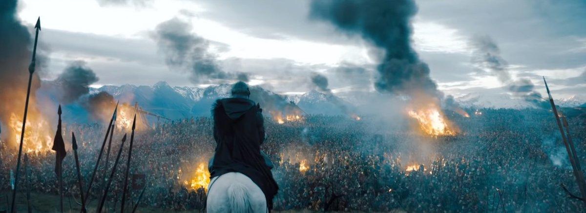 Тизер фэнтези-сериала Netflix «Письмо для короля» с Энди Сёркисом