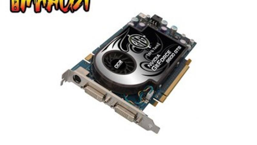 Ускоренные GeForce 8600 GTS от BFG