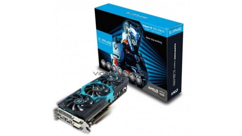 Sapphire Radeon R9 290X Vapor-X получит 8 ГБ памяти