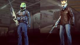 В Battlefield Hardline можно будет примерить маски тираннозавра и волка