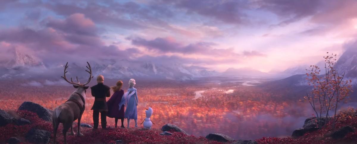 Disney представила двухминутный тизер сиквела «Холодного сердца»