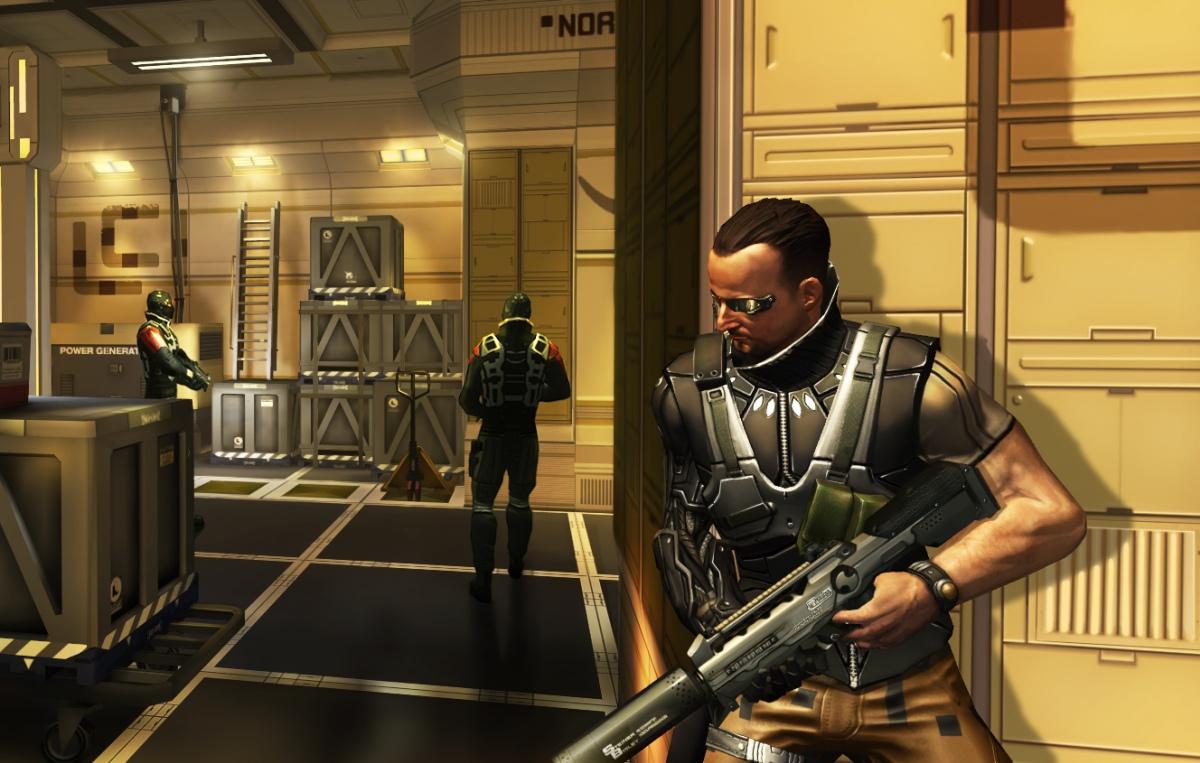 Deus Ex: The Fall выйдет на смартфонах и планшетах
