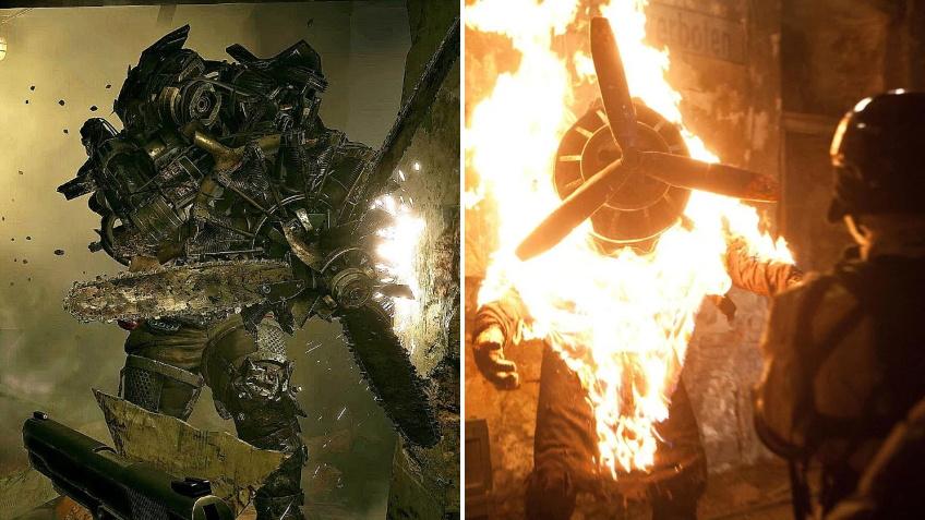 Авторов Resident Evil Village обвинили в плагиате одного из боссов