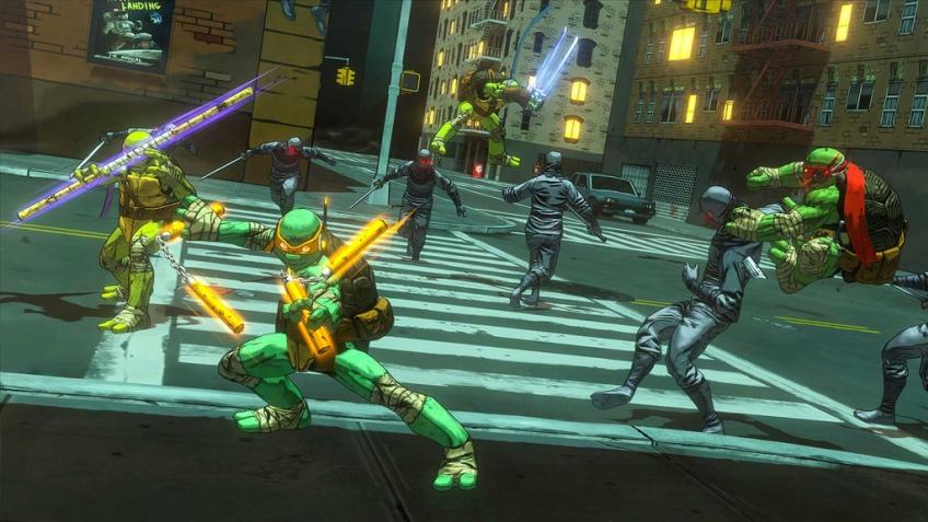 Почему в TMNT: Mutants in Manhattan не будет локального кооперативного режима