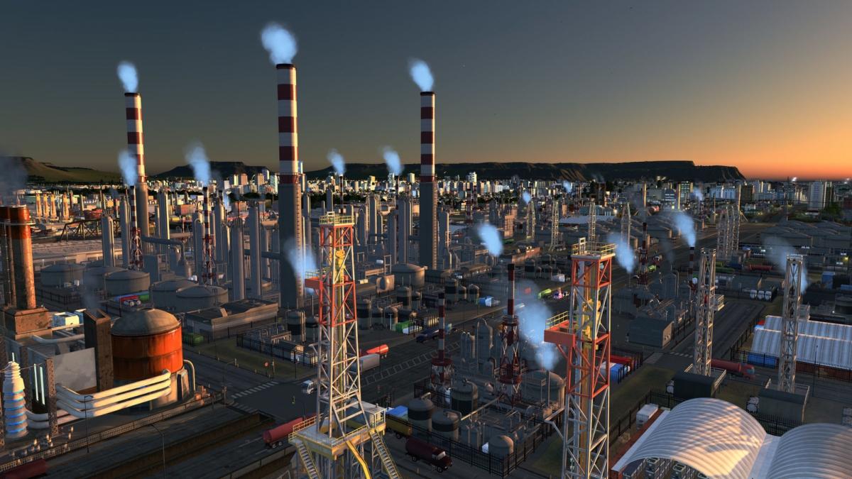 В Cities: Skylines наступит промышленная революция (Обновлено)