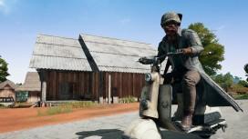Вышел первый патч FIX PUBG с новой винтовкой и скутером (Обновлено)
