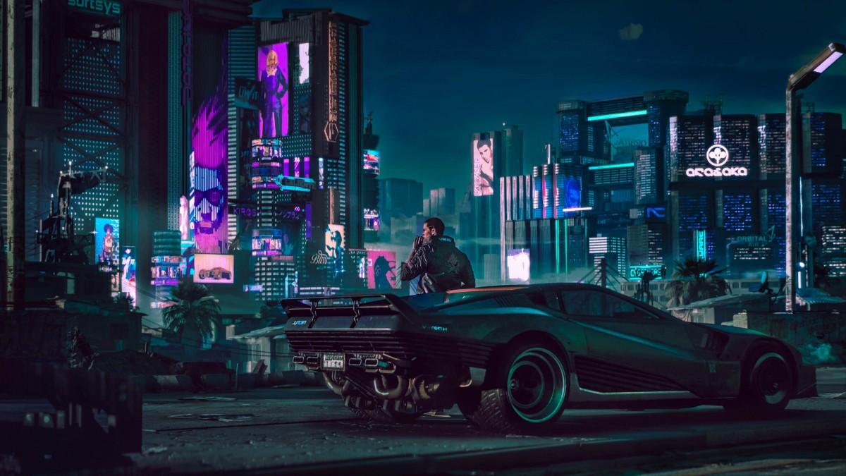 Релиза Cyberpunk 2077 предстоит ждать несколько лет