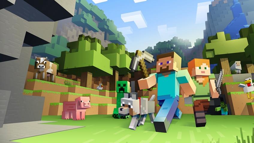 Microsoft дразнит пользователей новой AR-игрой по Minecraft