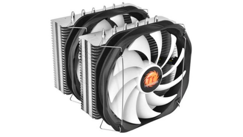 Thermaltake выпустила процессорные кулеры Frio Silent