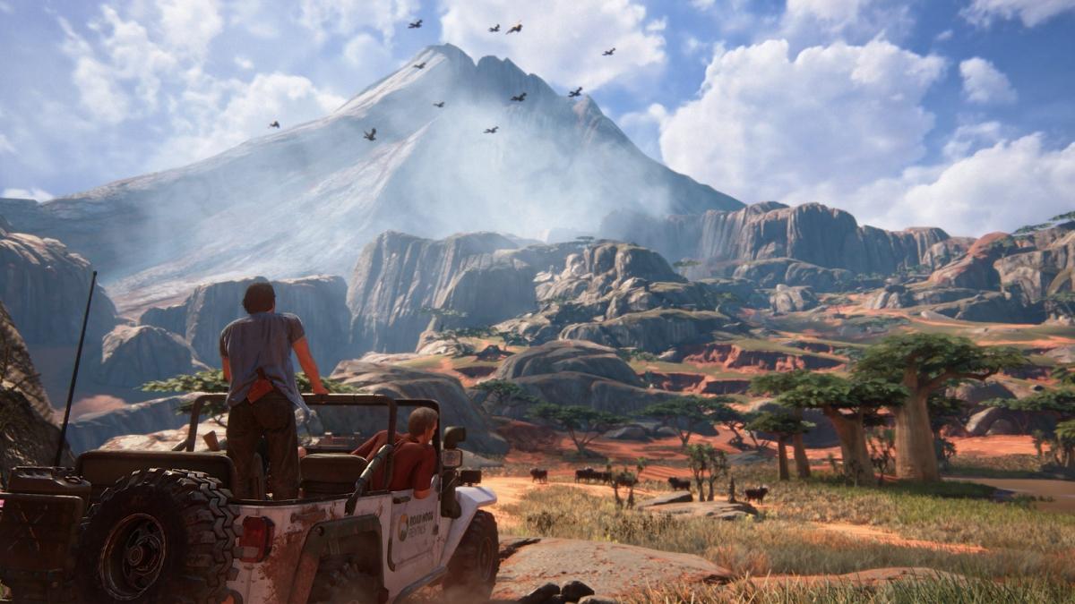 Naughty Dog празднует десятилетие Uncharted