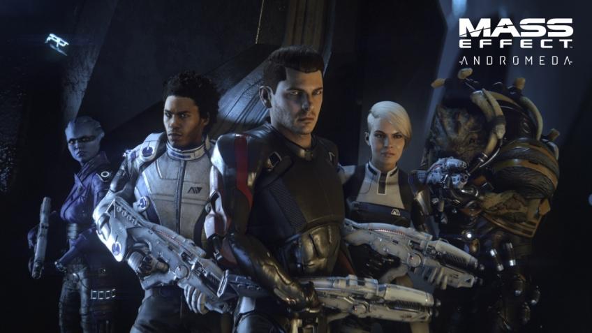 Авторы Mass Effect: Andromeda хотят добавить в игру оружие из роликов