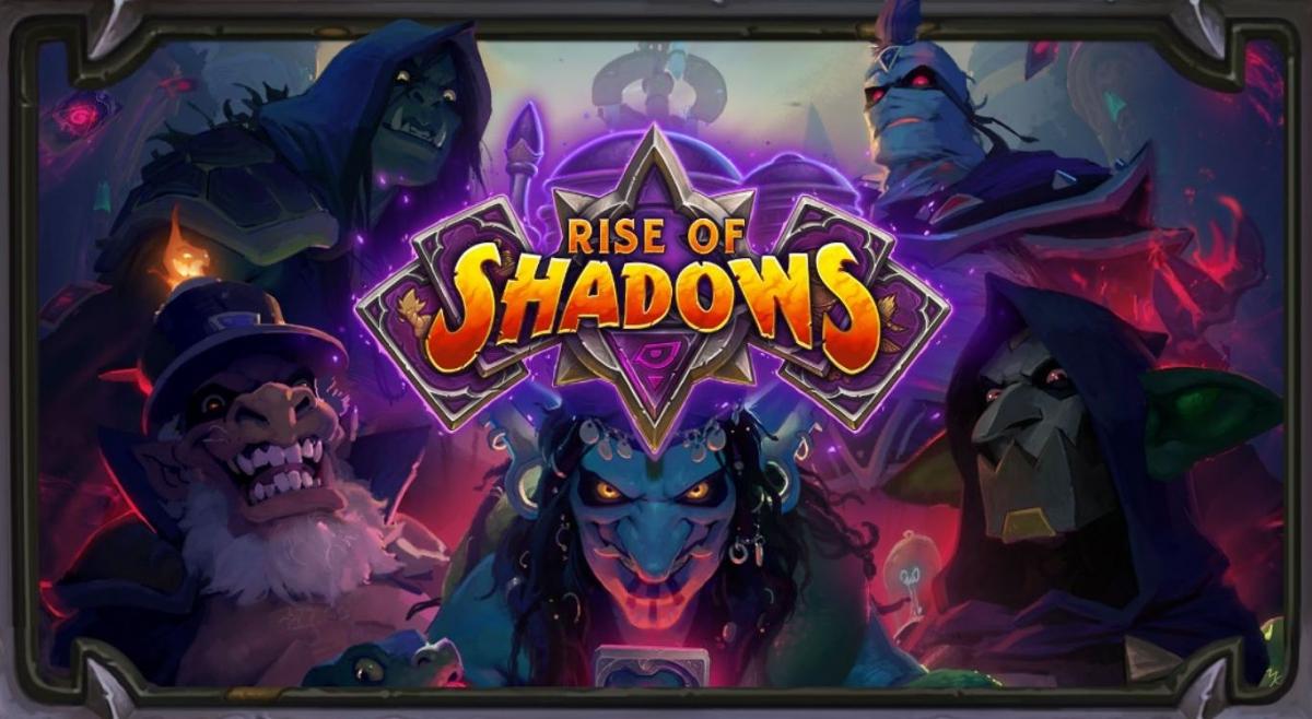 Следующее дополнение Hearthstone назвали Rise of Shadows