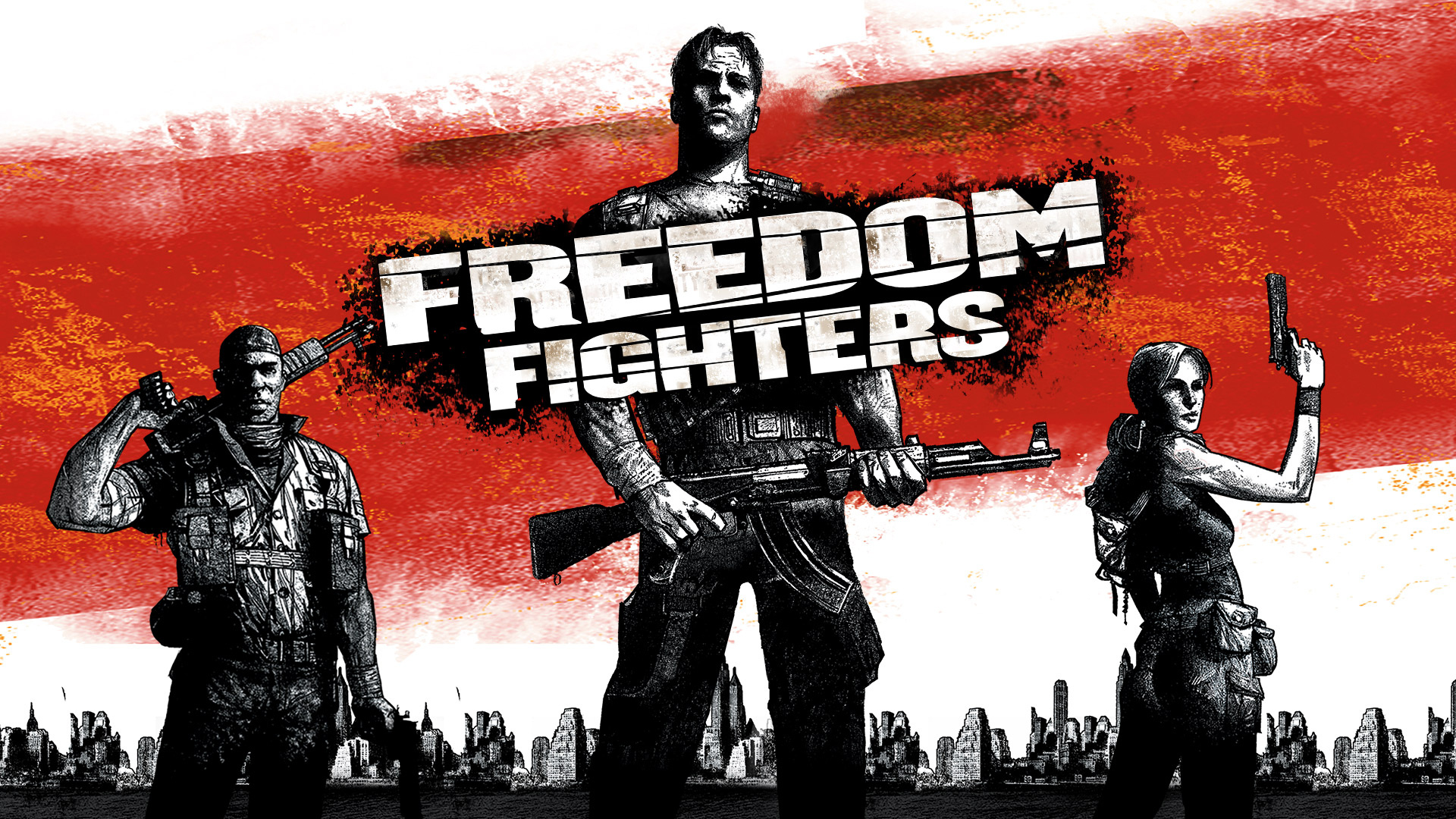 Freedom Fighters от IO Interactive перевыпустили на PC через17 лет после релиза
